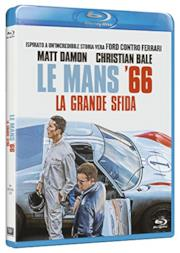 Le Mans 66 - Ford Vs Ferrari  ( Blu Ray)