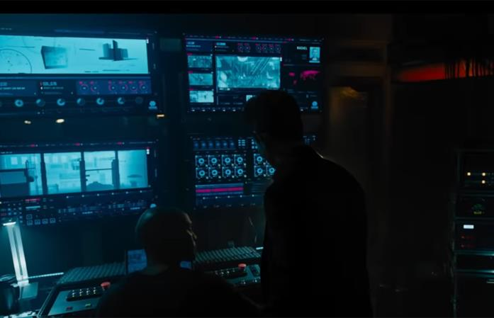 Escape Room 2 - Gioco mortale: sala controllo