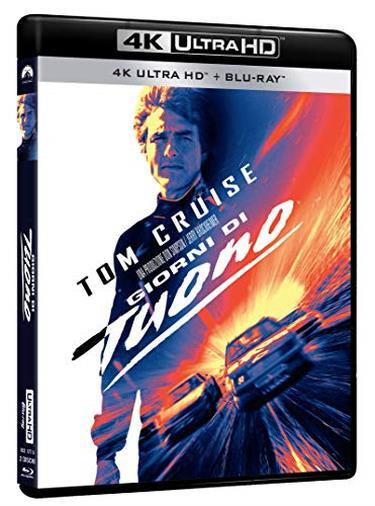 Cofanetto Blu-ray di Giorni di Tuono in 4K Ultra HD