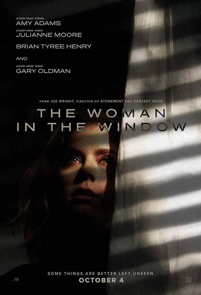 Il poster del thriller con Amy Adams