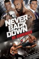 Poster Never Back Down 3 - Mai arrendersi