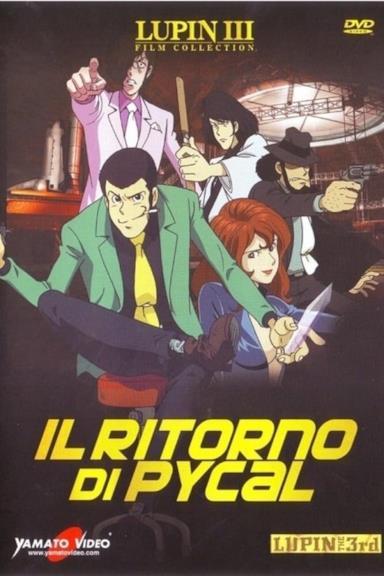 Poster Lupin III: Il ritorno di Pycal