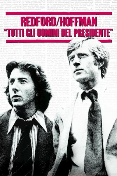 Poster Tutti gli uomini del Presidente