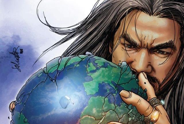 Cover di Invincible Iron Man #525