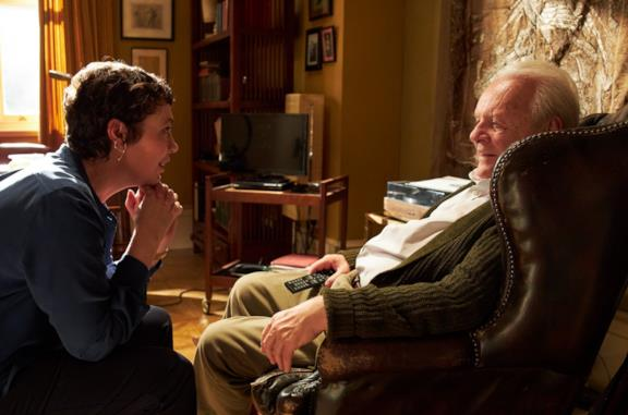 Di cosa parla The Father, il film valso il secondo premio Oscar a Anthony Hopkins