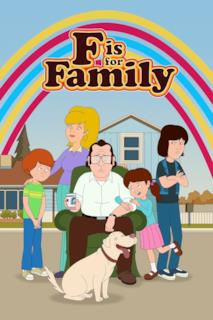 Poster F is for Family