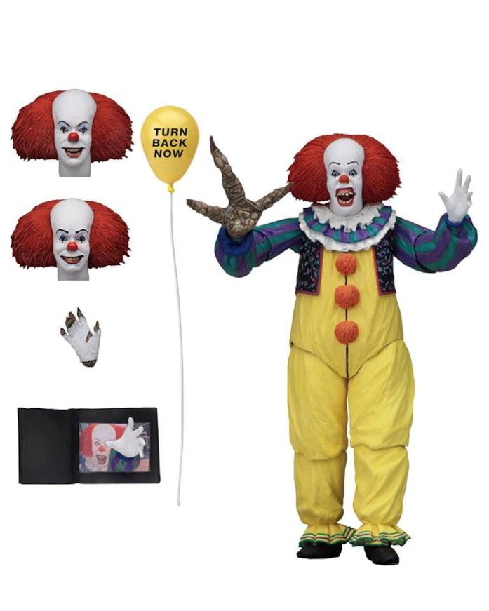 Figure Pennywise 1990