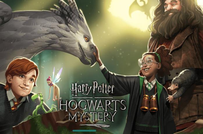 Harry Potter affronta il suo primo duello di magia nei film
