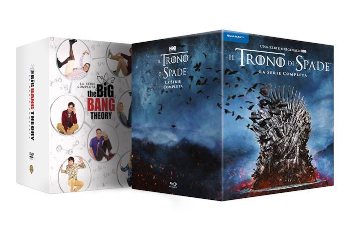 Home Video Warner Bros. dicembre 2019