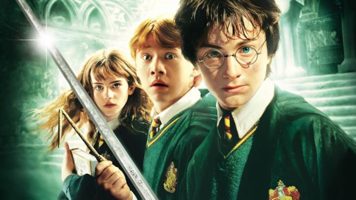 Poster ufficiale di Harry Potter e la Camera dei Segreti
