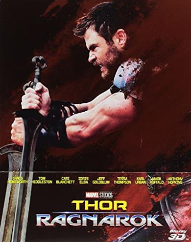 Thor: Ragnarok - Edizione Steelbook