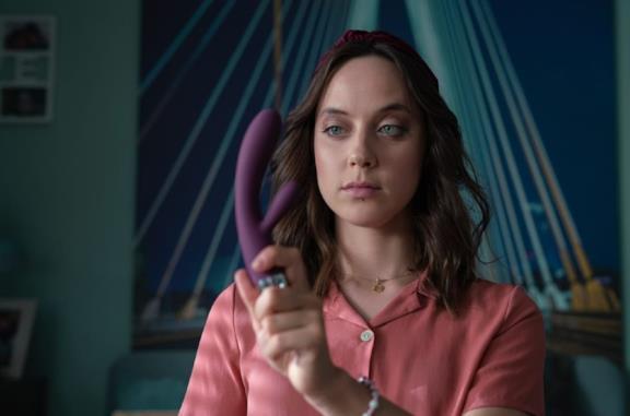 Una scena di Sexify, la nuova serie polacca su Netflix