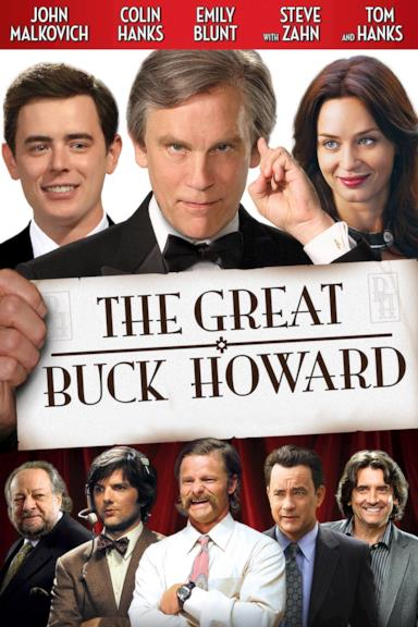 Poster The Great Buck Howard