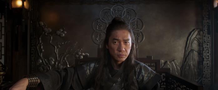 Il Mandarino con i capelli lunghi