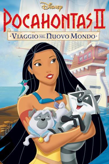 Poster Pocahontas II - Viaggio nel nuovo mondo