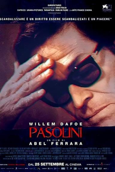 Poster Pasolini