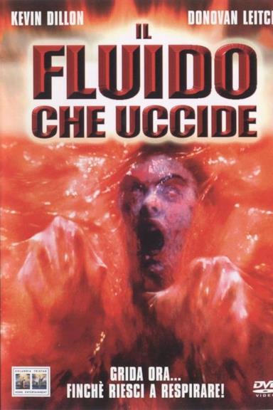 Poster Blob - Il fluido che uccide