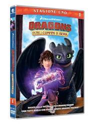 Dragon Trainer: Oltre I Confini Di Berk - Stagione 1  (2 DVD)