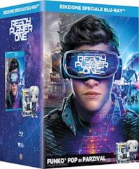 Bundle Ready Player One e Funko (Collectors Edition) ( Blu Ray)