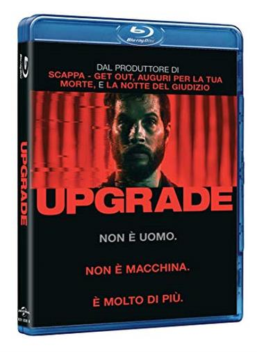 Cofanetto Blu-ray di Upgrade