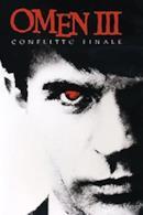 Poster Omen III - Conflitto finale