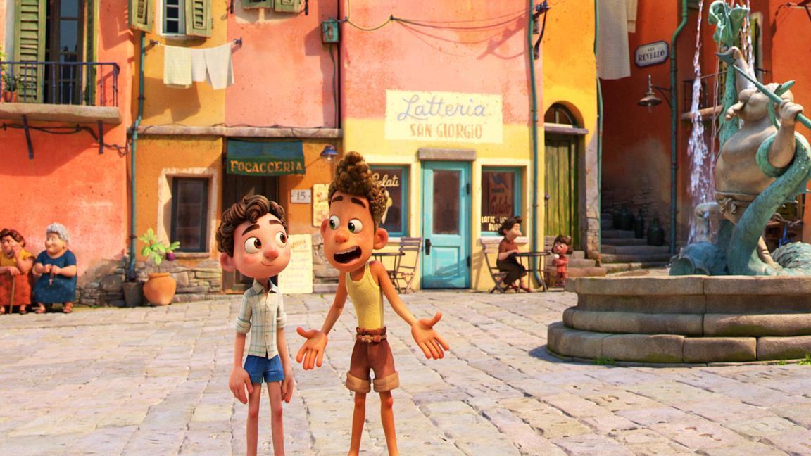 Il primo teaser trailer di Luca svela la riviera ligure e un'avventura incredibile
