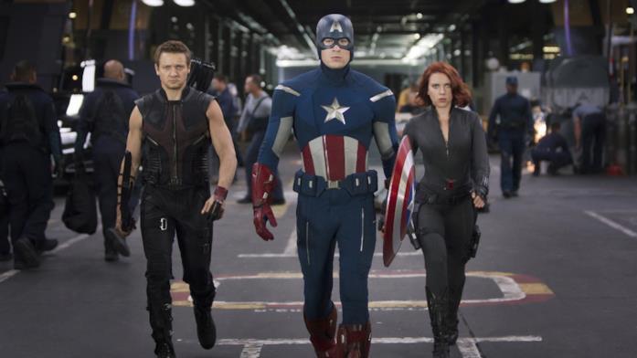 The Avengers, la presentazione del cast al Comic-Con 2010