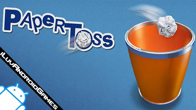 Paper Toss, gioco