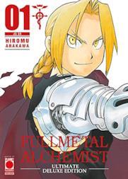 Fullmetal alchemist. Ultimate deluxe edition (Vol. 1)
