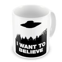 Tazza Mug Io Voglio crederci