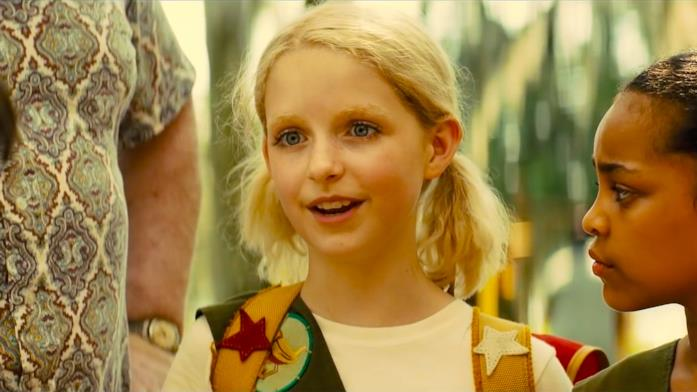 Mckenna Grace in Troop Zero