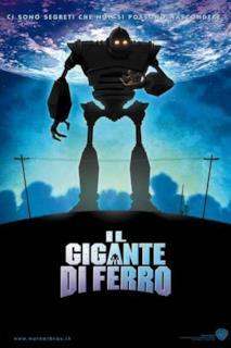 Poster Il gigante di ferro