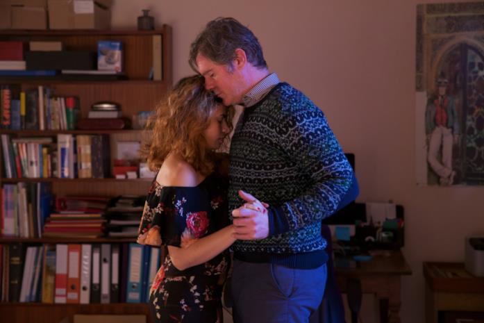 Sola al mio matrimonio - una scena del film con i due protagonisti