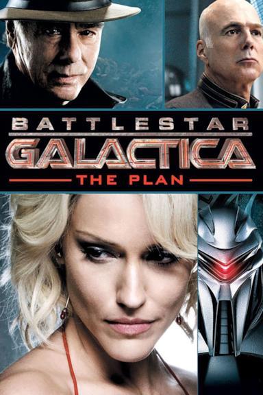 Poster Battlestar Galactica - The Plan