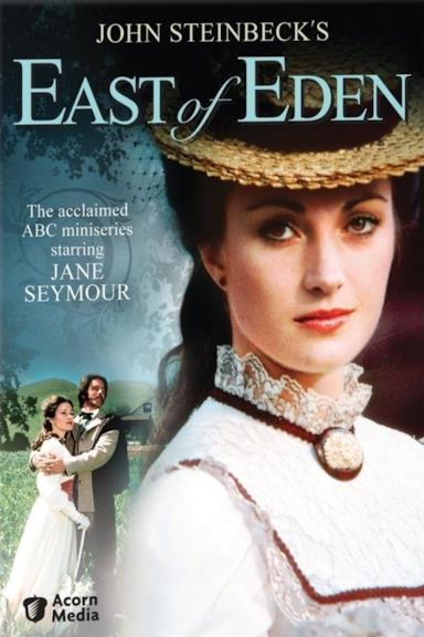 Poster East of Eden