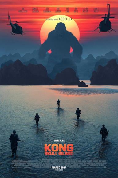 Poster Kong: Skull Island