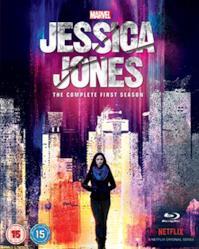 Jessica Jones - Season 1 (4 Blu-Ray)