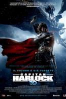 Poster Capitan Harlock