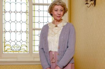 Un'immagine promozionale di Miss Marple tratta dall'omonima serie TV