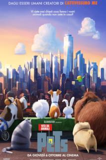Poster Pets - Vita da animali