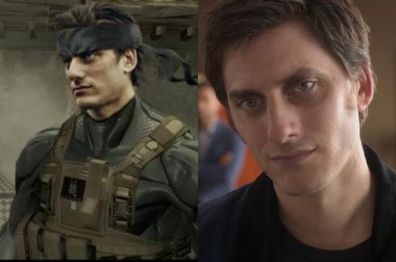 Hideo Kojima è diventato fan di Luca Marinelli grazie a The Old Guard e pensa sarebbe un Solid Snake perfetto