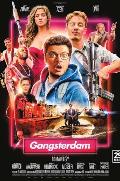 Poster Gangsterdam