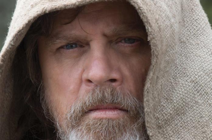 Luke nella nuova trilogia