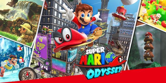 Super Mario platform 3D