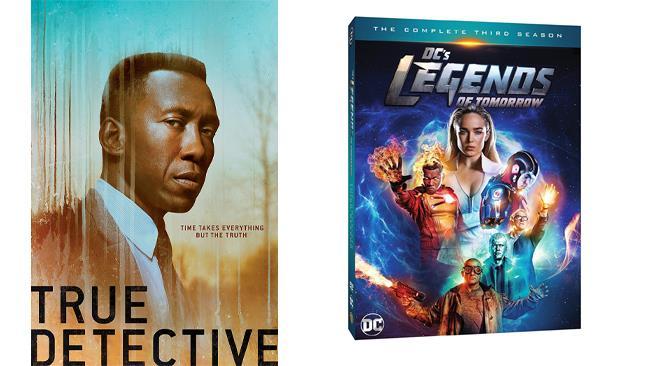 True Detective 3 e DC's Legends of Tomorrow 3 - le due serie TV in edizione Home Video