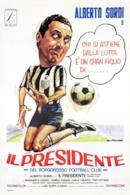 Poster Il presidente del Borgorosso Football Club
