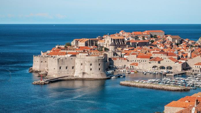 Dubrovnik, in Croazia