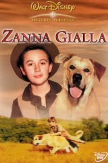 Poster Zanna gialla