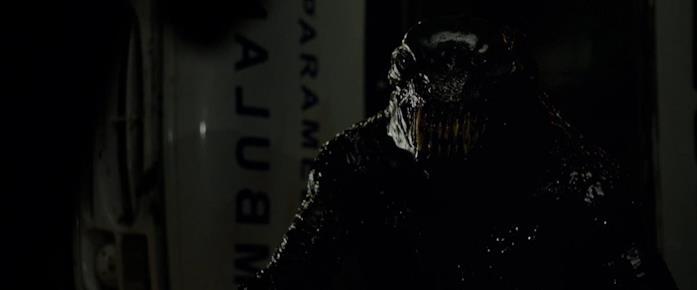 La creatura del film The Monster