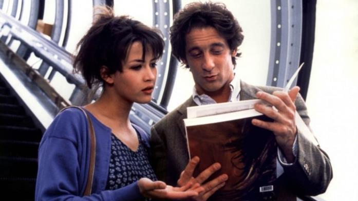 Sophie Marceau e Vincent Lindon